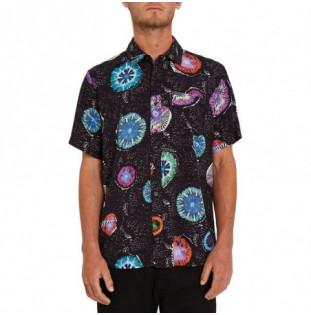 Camisa Volcom: Coral Morph SS (Black) Volcom - 1