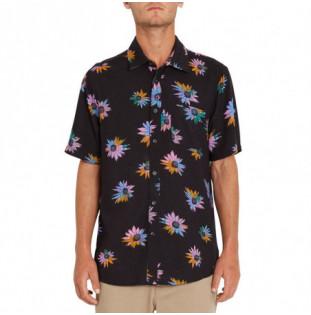 Camisa Volcom: Pleasure Cruise SS (Black) Volcom - 1