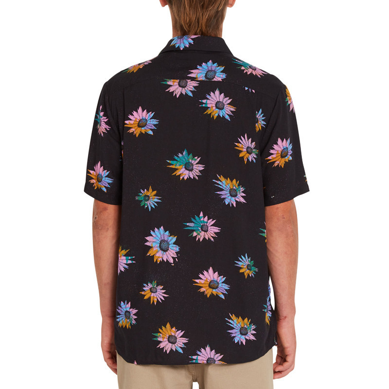 Camisa Volcom: Pleasure Cruise SS (Black)
