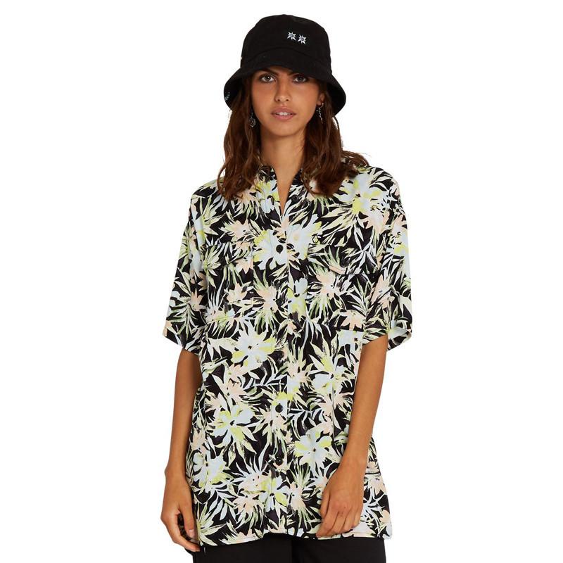 Camisa Volcom: Thats My Type Overshirt (Lime)