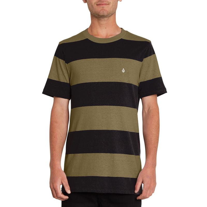 Camiseta Volcom: Handsworth Crew (Military)