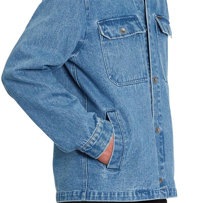Chaqueta Volcom: Likeaton Jacket (Denim)