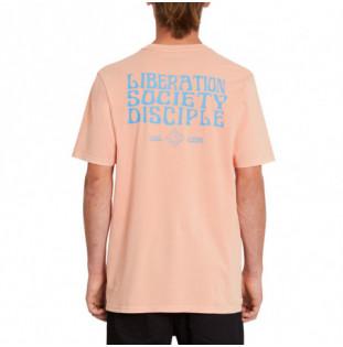 Camiseta Volcom: Psychonic SS Tee (Clay Orange) Volcom - 1