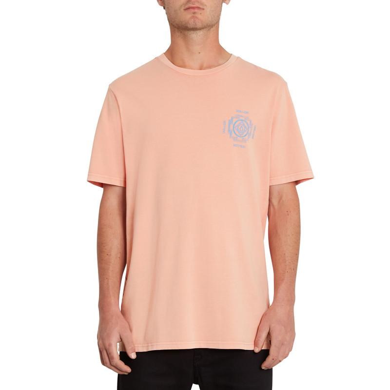 Camiseta Volcom: Psychonic SS Tee (Clay Orange)