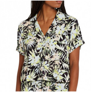 Camisa Volcom: Cant Be Tamed SS (Lime) Volcom - 1