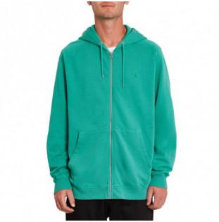 Sudadera Volcom: Freeleven Zip Fleece (Synergy Green) Volcom - 1