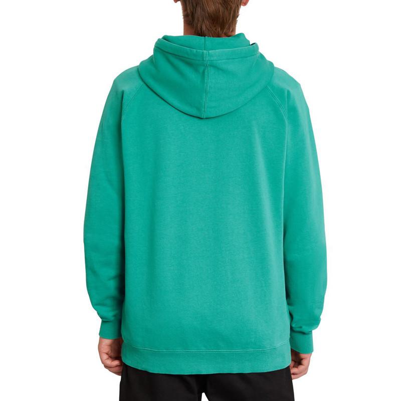 Sudadera Volcom: Freeleven Zip Fleece (Synergy Green)