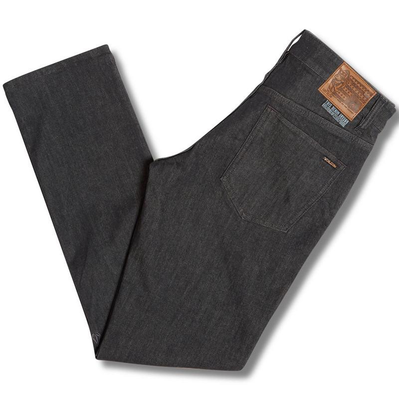 Pantalón Volcom: Vorta Denim (Dark Grey)