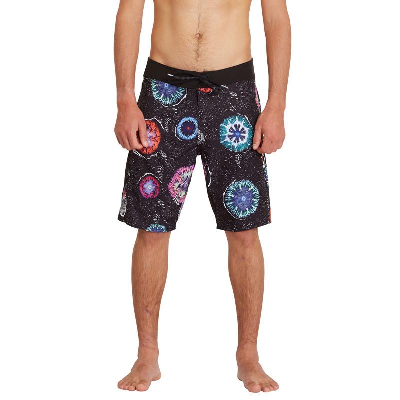 Bañador Volcom: Coral Morph 20 (Black)