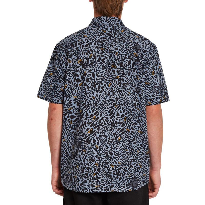 Camisa Volcom: Striver SS (China Blue)