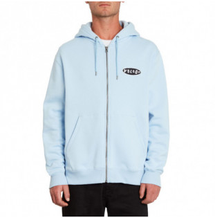 Sudadera Volcom: Supply Stone Zip (Aether Blue) Volcom - 1