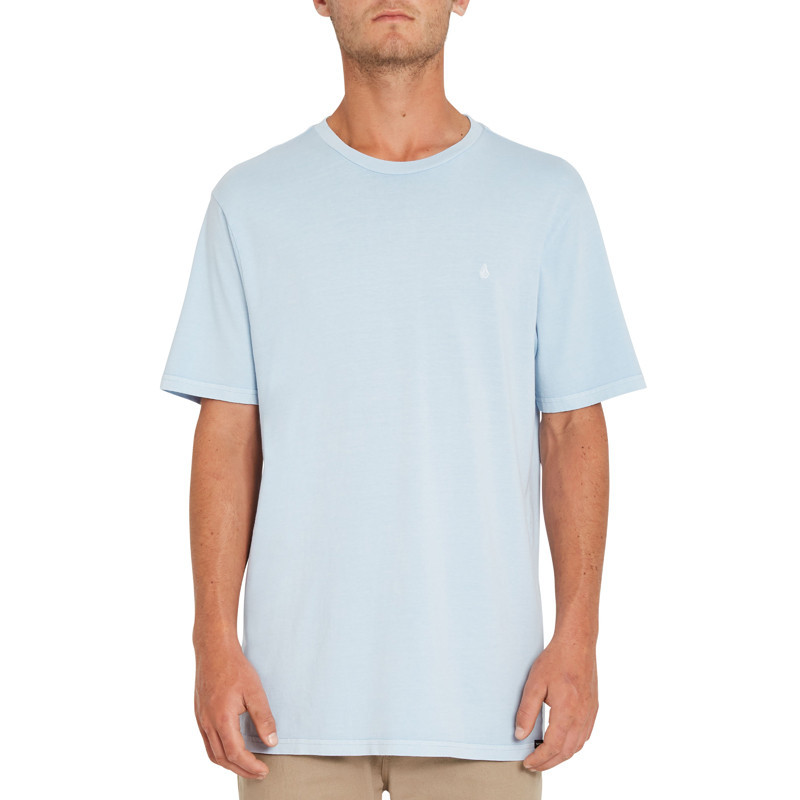 Camiseta Volcom: Solid Stone Emb SS Tee (Aether Blue)