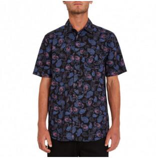Camisa Volcom: Honoroma SS (Black) Volcom - 1