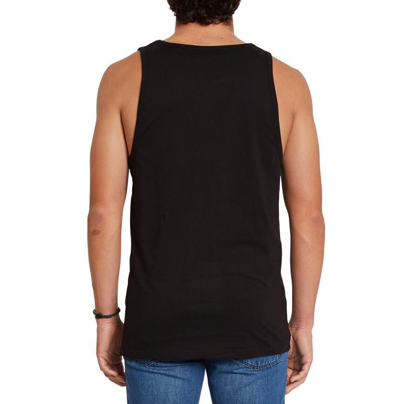 Camiseta Volcom: Stone Blanks Bsc Tt (Black)