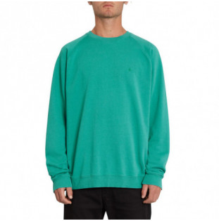 Sudadera Volcom: Freeleven Crew Fleece (Synergy Green) Volcom - 1