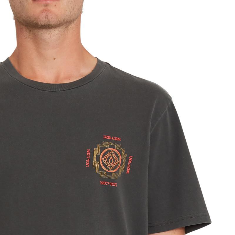 Camiseta Volcom: Psychonic SS Tee (Black)