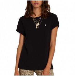 Camiseta Volcom: Stone Blanks Tee (Black) Volcom - 1