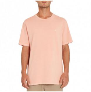 Camiseta Volcom: Solid Stone Emb SS Tee (Clay Orange) Volcom - 1