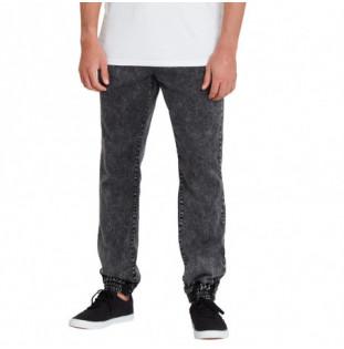Pantalón Volcom: Denim Jogger (Black) Volcom - 1