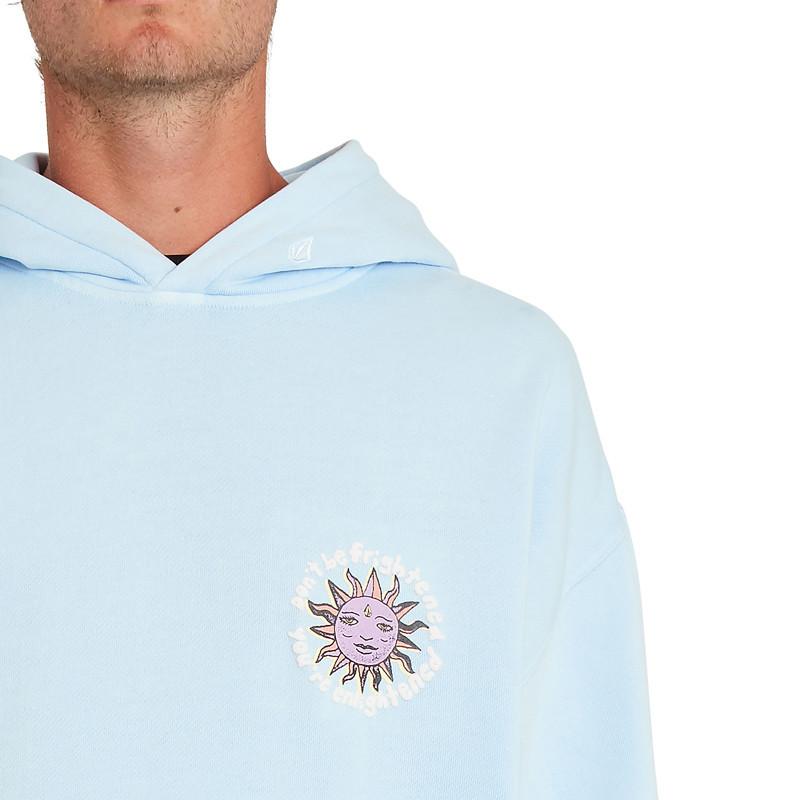 Sudadera Volcom: Ozzy Po Fleece (Aether Blue)