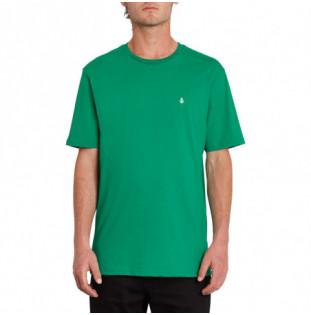Camiseta Volcom: Stone Blanks Bsc SS (Synergy Green) Volcom - 1