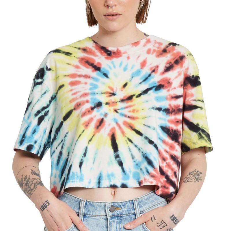 Camiseta Volcom: Galactic Stone SS (Multi)
