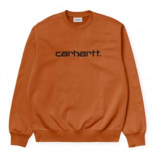 Sudadera Carhartt: Carhartt Sweat (Rum Black) Carhartt - 1