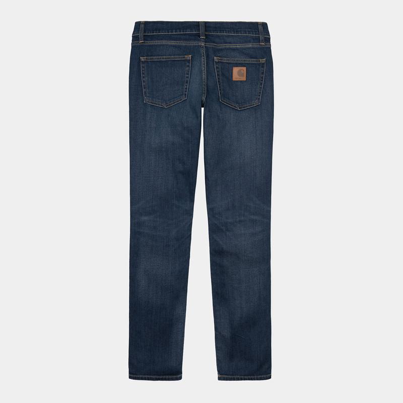 Pantalón Carhartt: Rebel Pant (Blue)