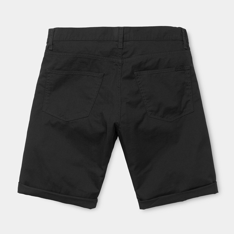 Bermuda Carhartt: Swell Short (Black)