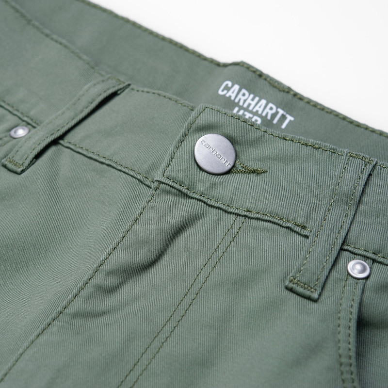 Bermuda Carhartt: Swell Short (Dollar Green)