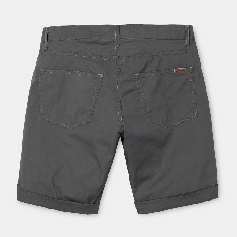 Bermuda Carhartt: Swell Short (Blacksmith)