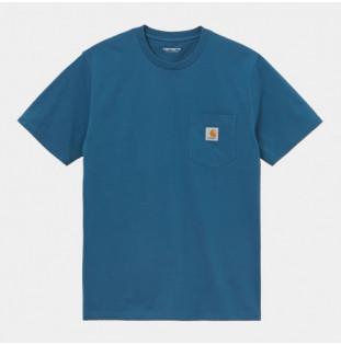 Camiseta Carhartt: SS Pocket TShirt (Shore) Carhartt - 1