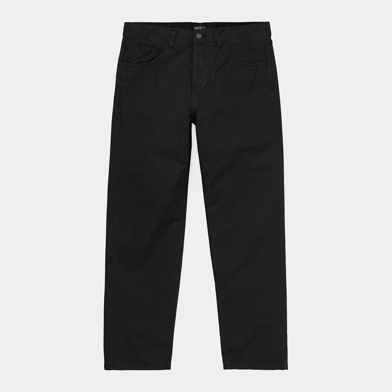 Pantalón Carhartt: Newel Pant (Black)