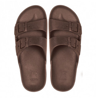 Chanclas Cacatoes: Rio de Janeiro (Brown) Cacatoes - 1