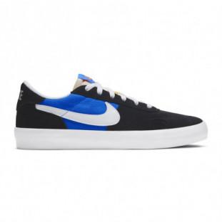 Zapatillas Nike: Heritage Vulc (Blk Wht Sgnl Blu Saf Orang) Nike - 1