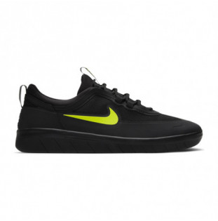 Zapatillas Nike: Nyjah Free 2 (Black Cyber Black Black) Nike - 1