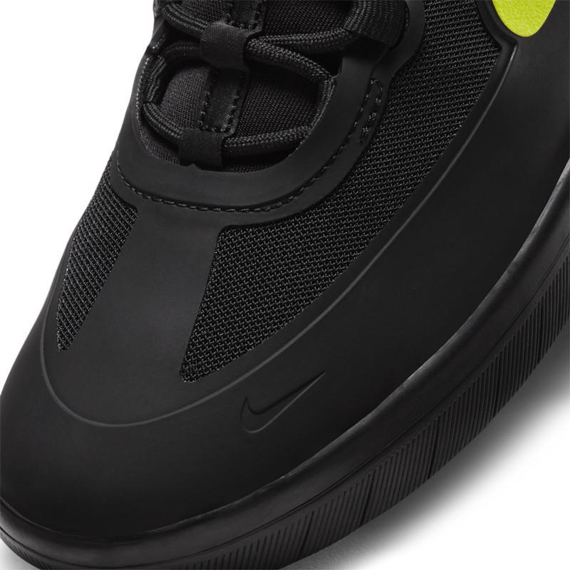 Zapatillas Nike: Nyjah Free 2 (Black Cyber Black Black)