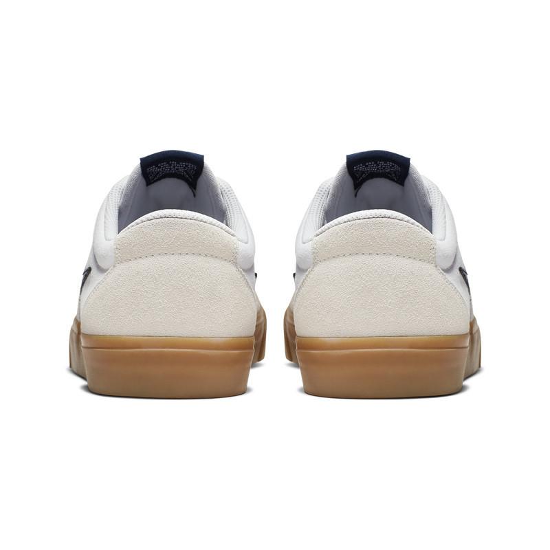 Zapatillas Nike: Chron Solarsoft (Wht Obsidian Wht Wht)