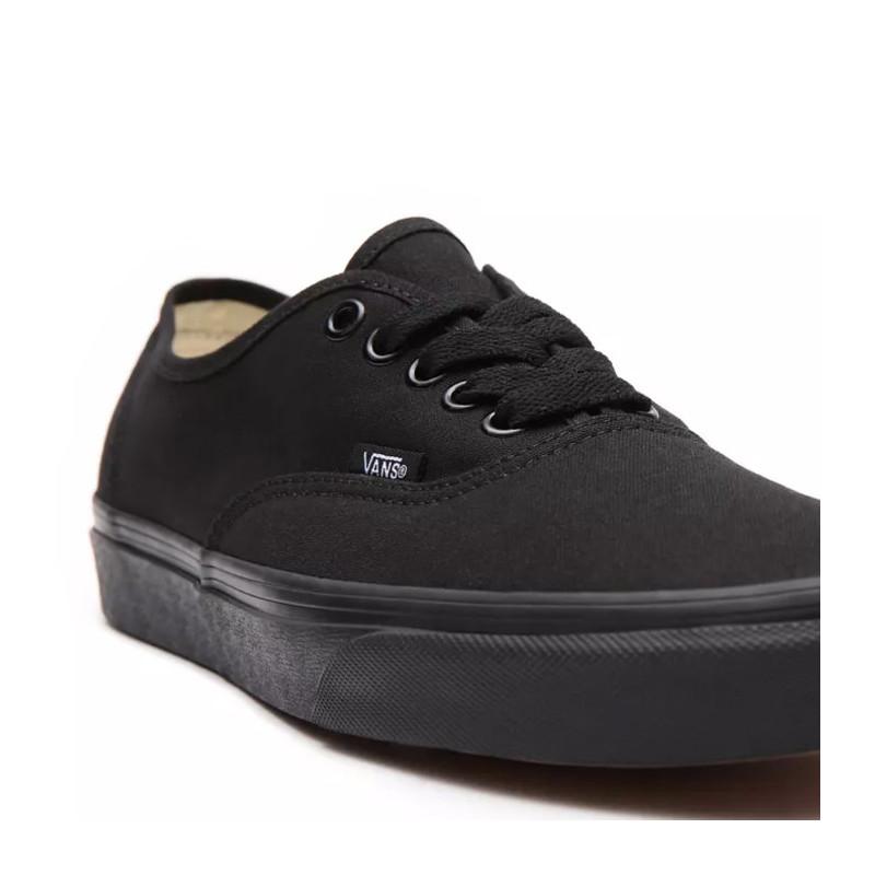 Zapatillas Vans: Ua Authentic (Black Black)
