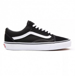 Zapatillas Vans: Ua Old Skool (Black White) Vans - 1