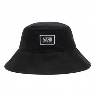 Gorro Vans: Wm Level Up Bucket Hat (Black) Vans - 1