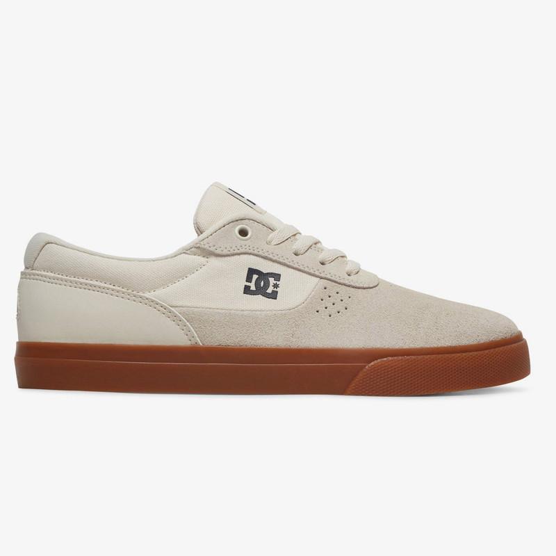 Zapatillas DC Shoes: Switch (White White Gum)