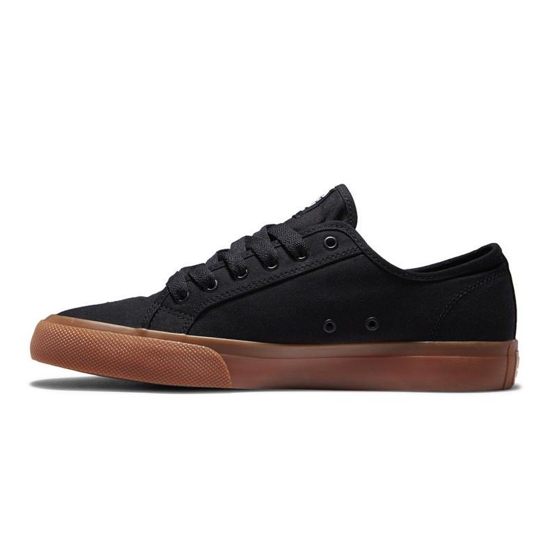 Zapatillas DC Shoes: Manual (Black Gum)