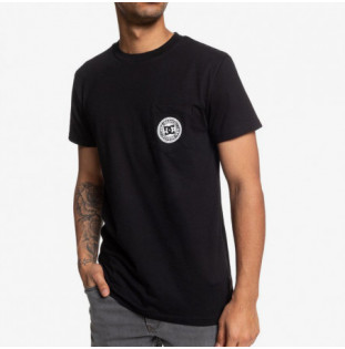 Camiseta DC Shoes: Basic Pocket Te (Black) DC Shoes - 1