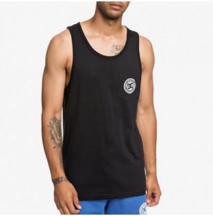 Camiseta DC Shoes: Pocket Tank (Black) DC Shoes - 1