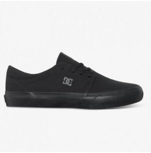 Zapatillas DC Shoes: Trase Tx (Black Black Black) DC Shoes - 1