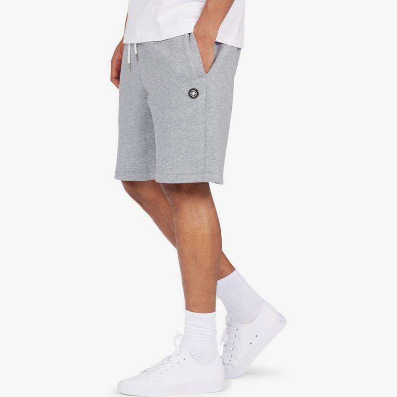 Bermuda DC Shoes: Riot Short (Medium Grey Heather)
