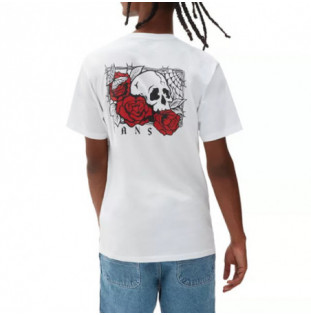 Camiseta Vans: Mn Rose Bed SS (White) Vans - 1