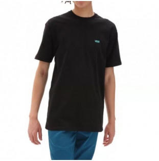 Camiseta Vans: Mn Left Chest Logo Tee (Black Waterfall) Vans - 1