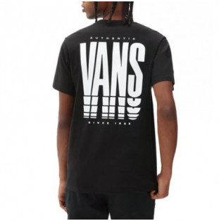 Camiseta Vans: Mn Vans Reflect SS (Black) Vans - 1